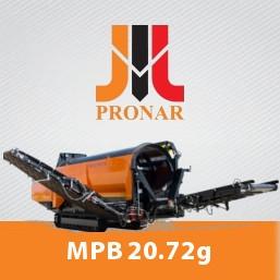 MPB 20.72g – wydajność i elastyczność