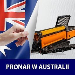 Pronar w Australii