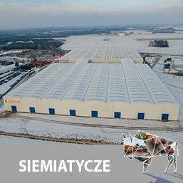 Otwarcie nowej hali Pronar w Siemiatyczach